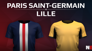 Paris Saint-Germain VS LOSC