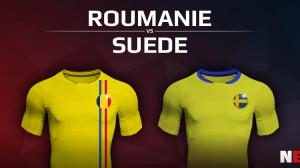 Roumanie VS Suède