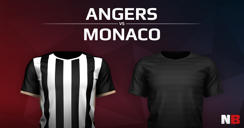 SCO Angers VS AS Monaco