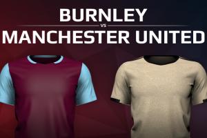 FC Burnley VS Manchester United