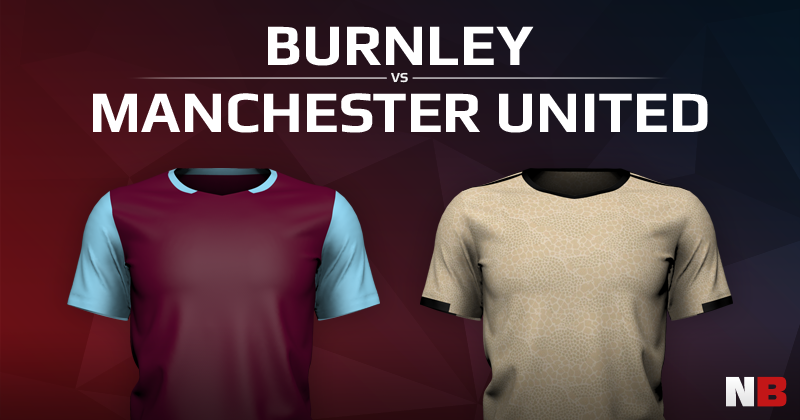 FC Burnley VS Manchester United