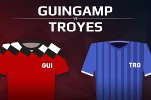 En Avant Guingamp VS ESTAC Troyes