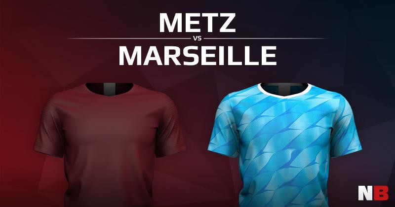 FC Metz VS Olympique de Marseille