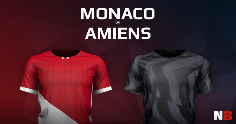 AS Monaco VS SC Amiens