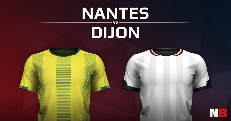 FC Nantes VS FC Dijon