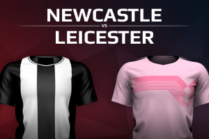 Newcastle VS Leicester City