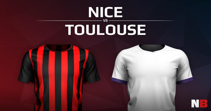 OGC Nice VS Toulouse FC