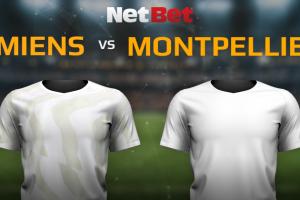 SC Amiens VS Montpellier Hérault Sport Club