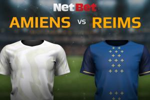 SC Amiens VS Stade de Reims