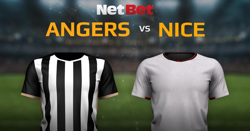 SCO Angers VS OGC Nice
