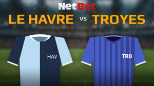 Le Havre Athletic Club VS ESTAC Troyes