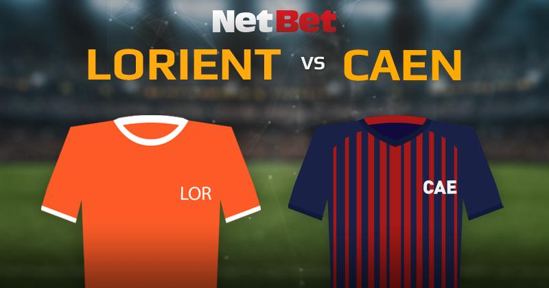 FC Lorient VS Stade Malherbe de Caen