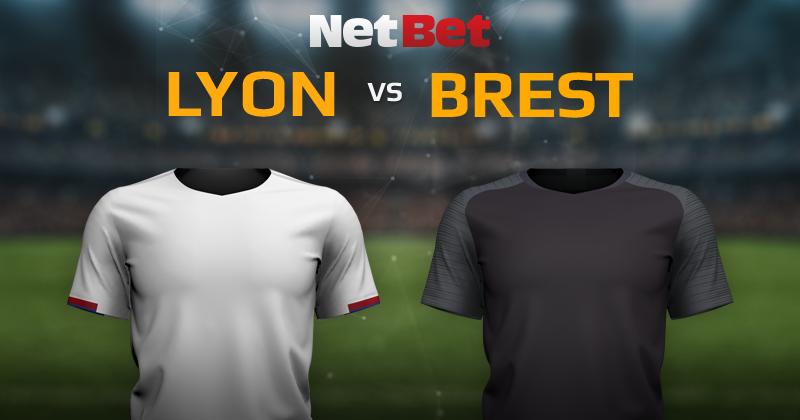 Olympique Lyonnais VS Stade Brestois 29