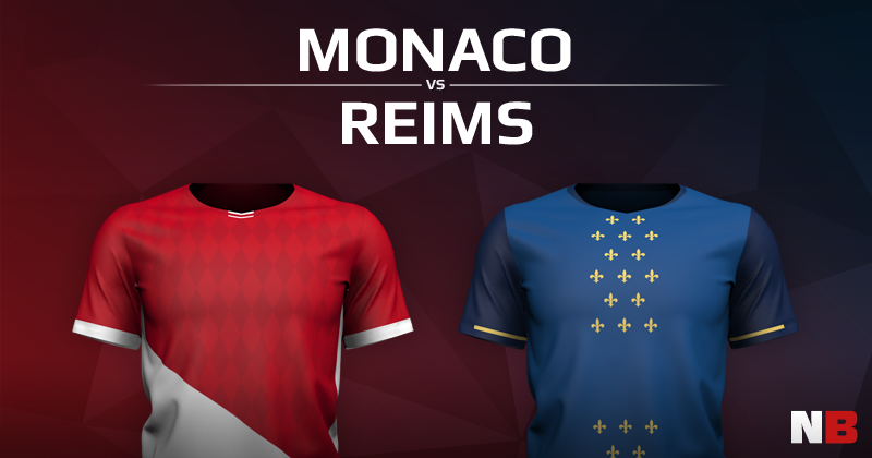 AS Monaco VS Stade de Reims