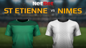 AS Saint Etienne VS Nîmes Olympique