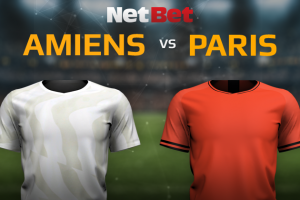 SC Amiens VS Paris Saint-Germain