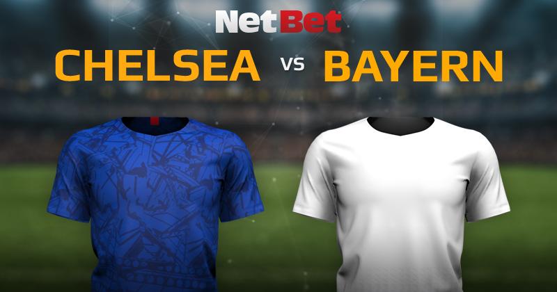 FC Chelsea VS Bayern Munich