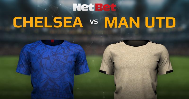 FC Chelsea VS Manchester United
