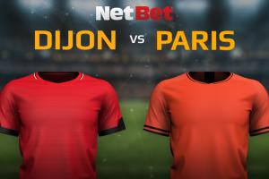 FC Dijon VS Paris Saint-Germain
