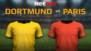 Borussia Dortmund VS Paris Saint-Germain
