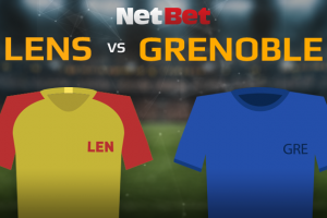 RC Lens VS Grenoble Foot 38