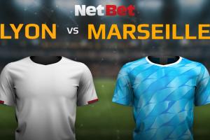 Olympique Lyonnais VS Olympique de Marseille