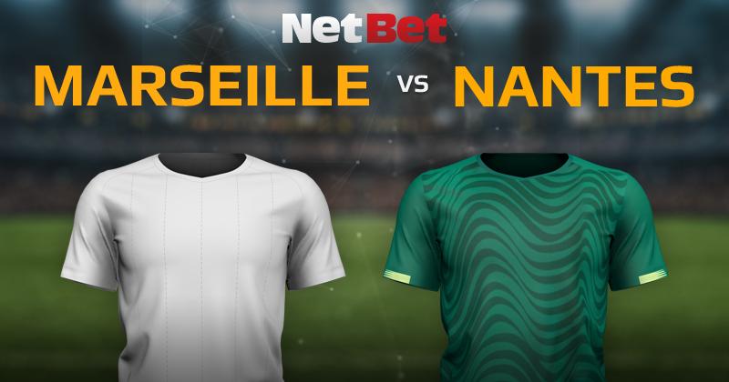 Olympique de Marseille VS FC Nantes