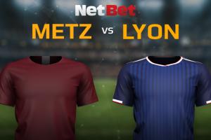 FC Metz VS Olympique Lyonnais