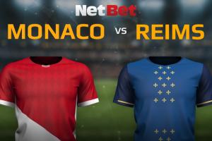 AS Monaco VS Stade de Reims