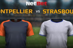 Montpellier Hérault Sport Club VS RC Strasbourg