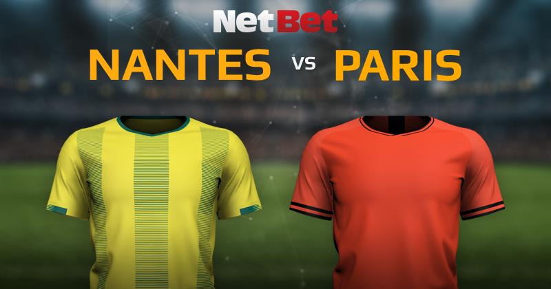 FC Nantes VS Paris Saint-Germain