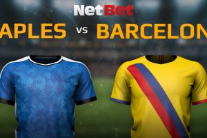SC Naples VS FC Barcelone