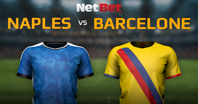 SC Naples VS FC Barcelone