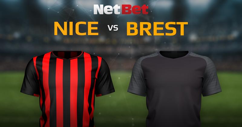 OGC Nice VS Stade Brestois 29