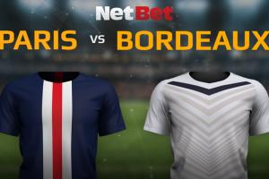 Paris Saint-Germain VS Girondins de Bordeaux