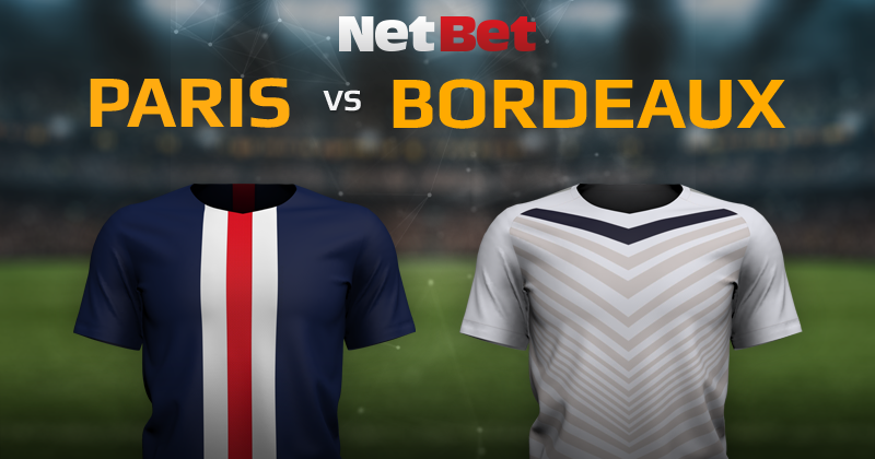 Paris Saint-Germain VS Girondins de Bordeaux