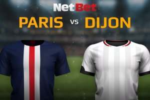 Paris Saint-Germain VS FC Dijon