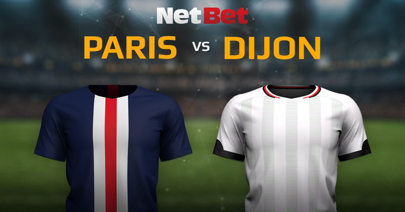 Paris Saint-Germain VS FC Dijon