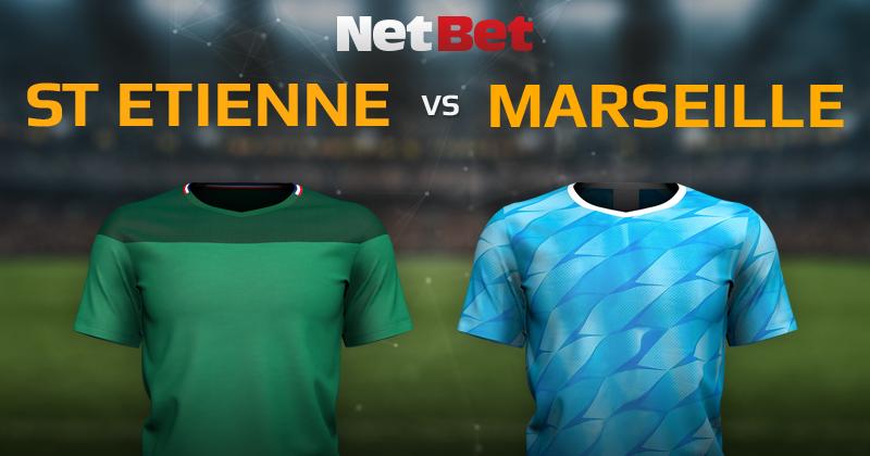 AS Saint Etienne VS Olympique de Marseille