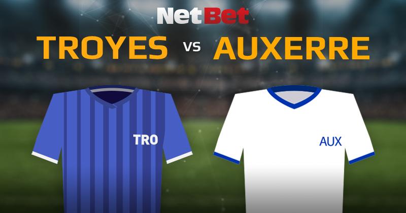 ESTAC Troyes VS AJ Auxerre