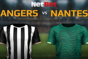 SCO Angers VS FC Nantes