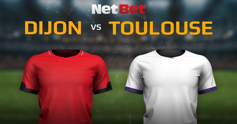 FC Dijon VS Toulouse FC
