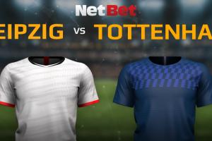 RB Leipzig VS Tottenham