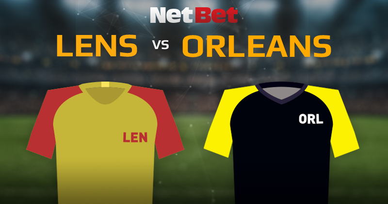 RC Lens VS US Orléans