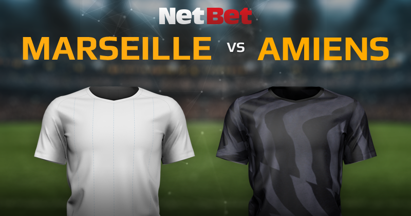 Olympique de Marseille VS SC Amiens