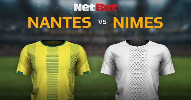 FC Nantes VS Nîmes Olympique