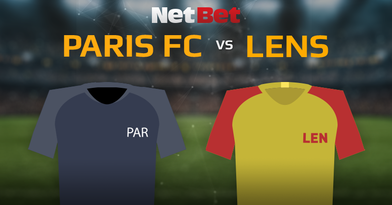 Paris FC VS RC Lens
