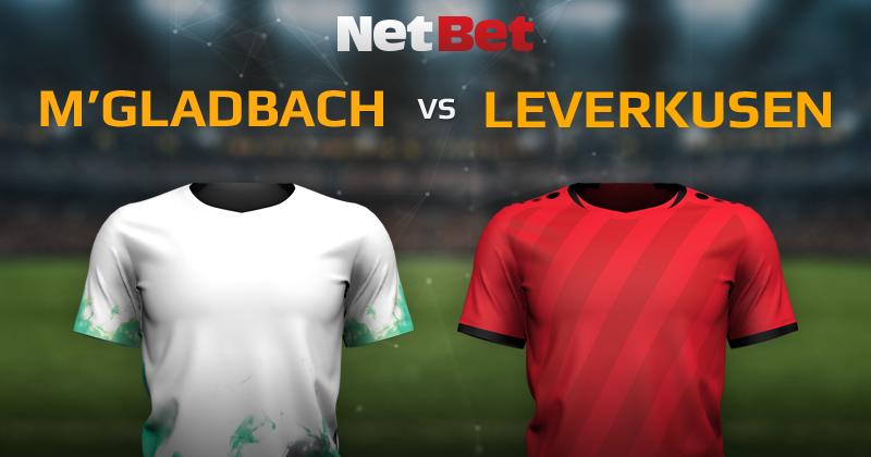 Borussia M'Gladbach VS Bayer Leverkusen
