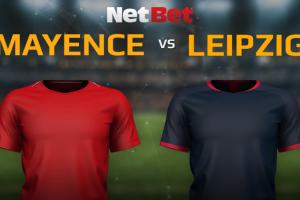 FSV Mayence VS RB Leipzig