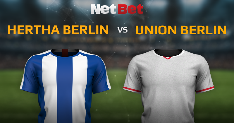 Hertha Berlin VS Union Berlinv